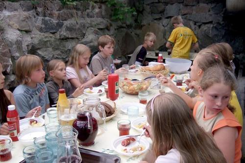 lasten leiri 2007