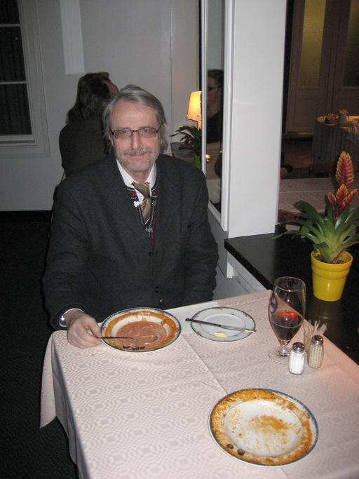 Tuglas-seuran aktiivijäsen Yrjö Roukkula