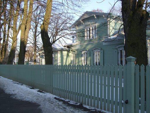 Jaan Poskan museo Tallinnan Kadriorgissa