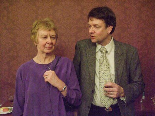 Aini Wellinger ja Juha Muurinen