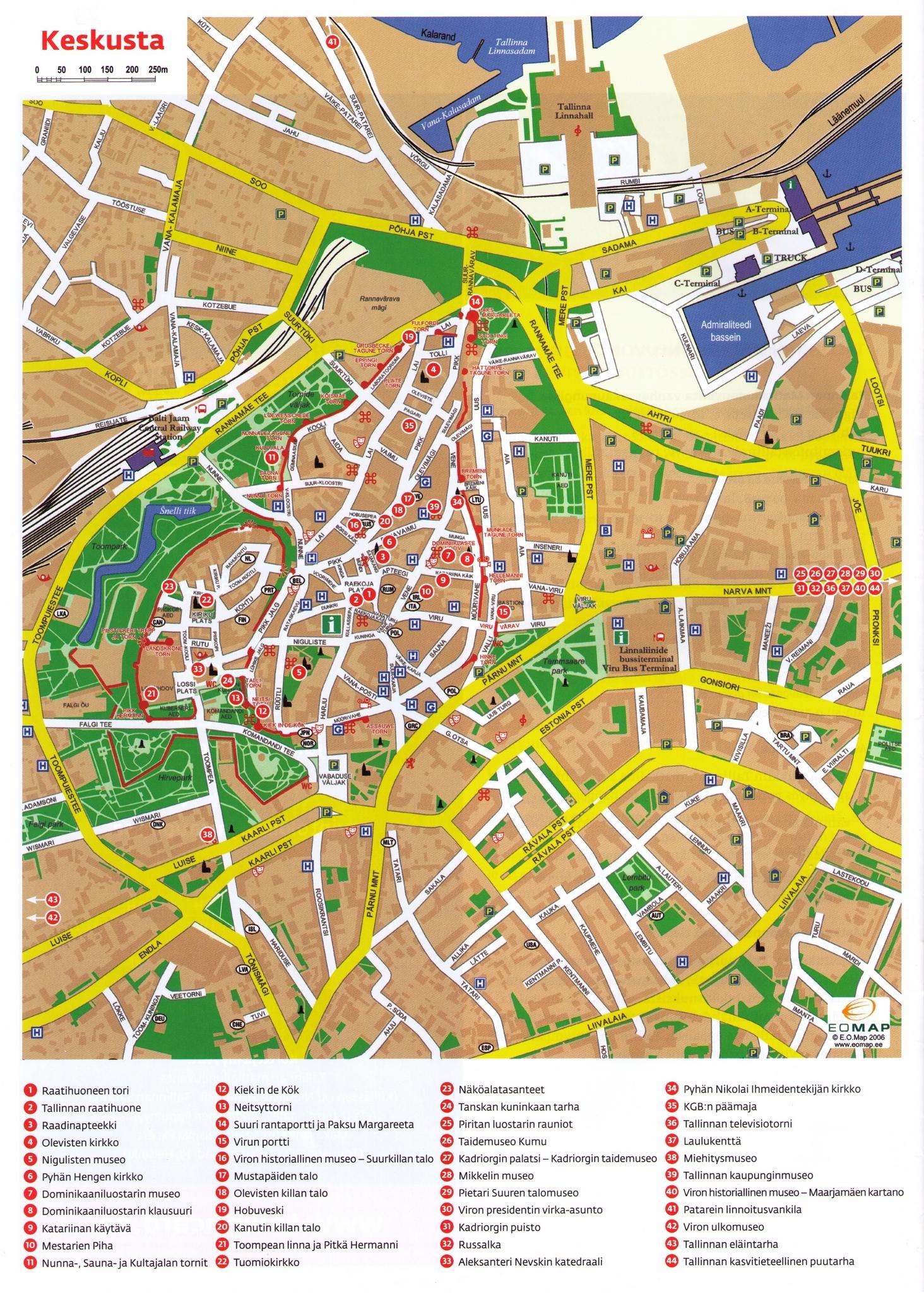 Tallinnan Vanhakaupunki Helsinki Tallinna Seura R Y Hetas