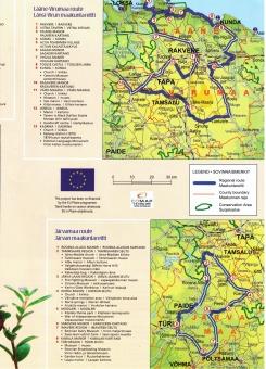 Länsi Virun ja Järvan maakuntareitit