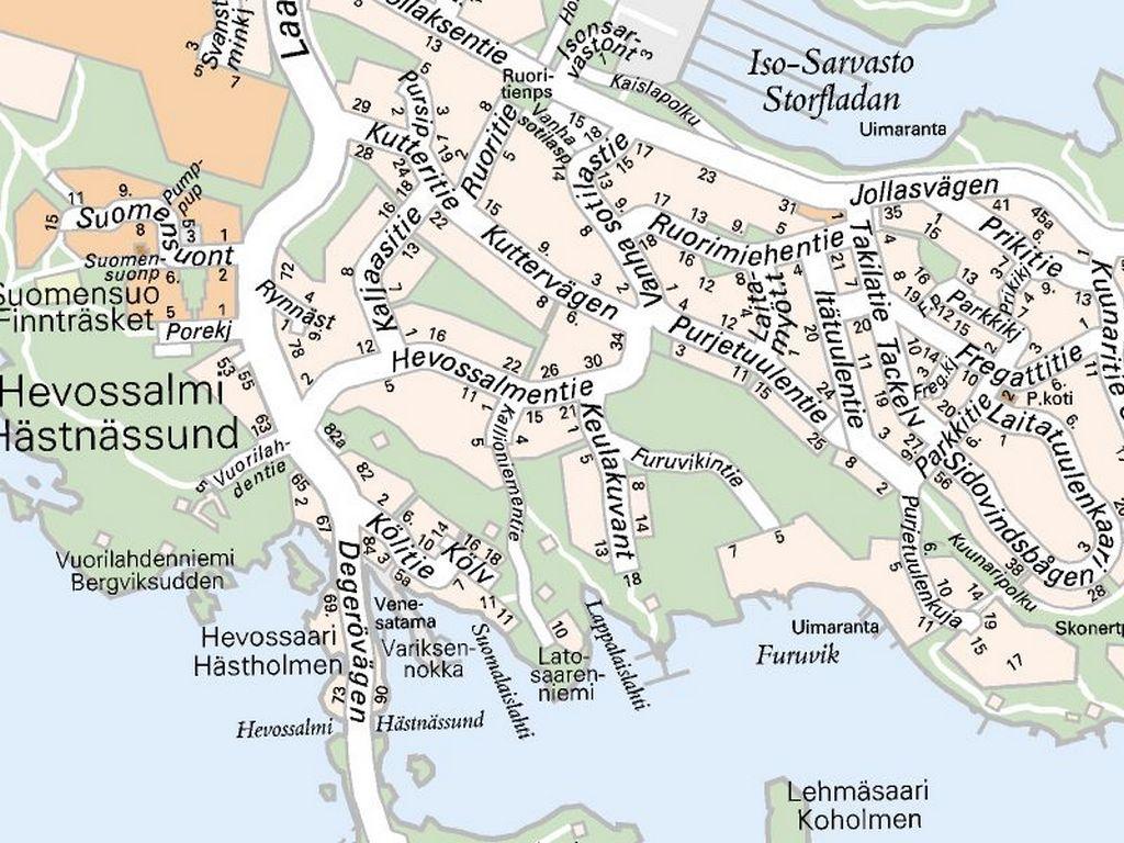 Furuvikin Kartta 1024 768 Helsinki Tallinna Seura R Y Hetas
