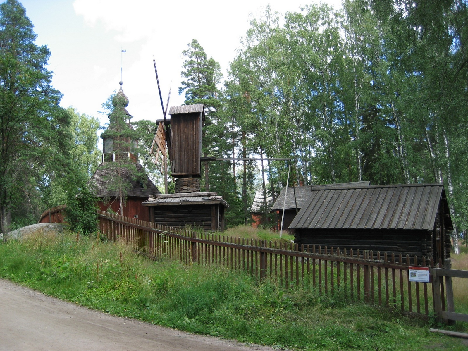 Seurasaari Open-air Museum - Attractions/Entertainment - Seurasaari, FI