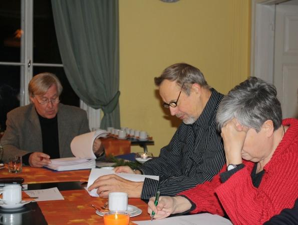 Hetas syyskokous Furuvikissä 22.11.2008