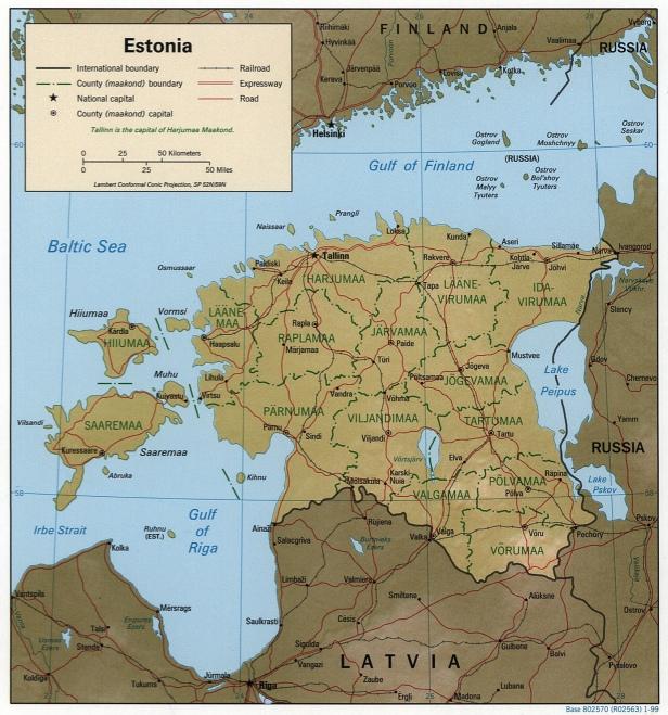 Estonia 1999
