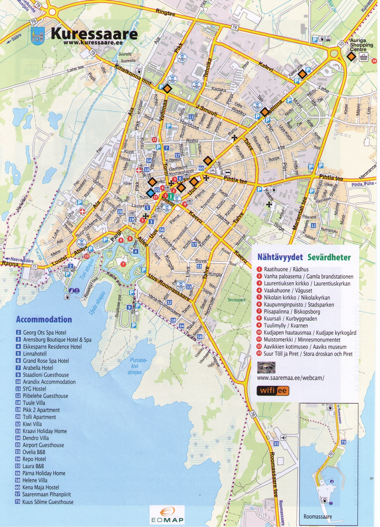 Matkailutietoa Helsinki Tallinna Seura R Y Hetas