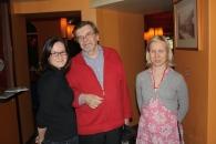 Grete Ahtola, Juhani Sakokannel ja Kirsi Bongwirnso
