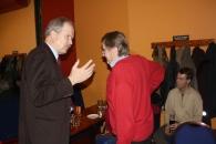 Jaakko Blomberg ja Juhani Salokannel