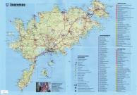 1 Saarenmaan kartta