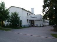 Keravan Viro-seuran toimitilat ovat Hyvinvointikeskuksessa