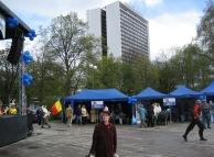 Eurooppa-päivää vietettiin Tallinnassa la 9.5