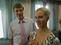 Annika ja Silver esittivät virolaista elokuvamusiikkia
