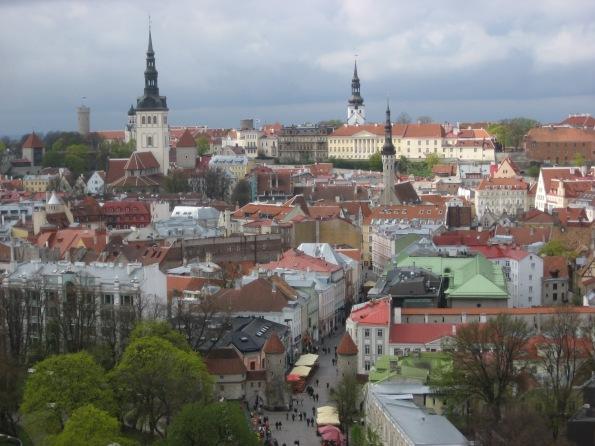 Tallinna 9.5.2009, kuva A. Ylä-Kauttu